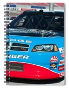 Richard Petty Driving School Nascar  Spiral Notebook