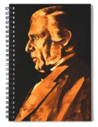 Richard Wagner Spiral Notebook