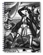 Richard Worley (c1686-1719) Spiral Notebook