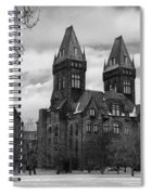 Richardson Complex 4012 Spiral Notebook