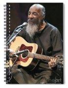 Richie Havens Spiral Notebook