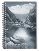 Richland Creek Spiral Notebook