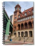 Richmond Virginia Architecture Spiral Notebook