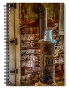 Richmond Wood Stove Spiral Notebook
