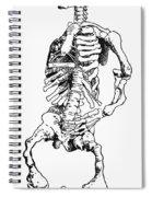Rickets Spiral Notebook
