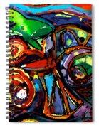 Ricordi - Memories Spiral Notebook