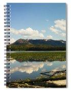 Riddle Lake Spiral Notebook
