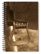Ride On Spiral Notebook