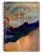 Rider Spiral Notebook
