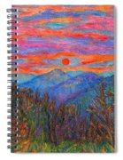 Ridgeland Winter Beauty Spiral Notebook