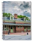 Ridgway Depot 3518c Spiral Notebook