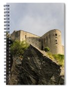 Riding The Wings Of Eternity Spiral Notebook