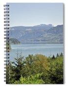 Riffe Lake Spiral Notebook