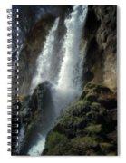 Rifle Falls II Spiral Notebook
