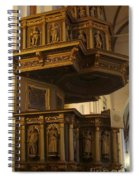 Riga Cathedral 2 Spiral Notebook