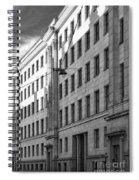 Riga Soviet Architecture 01 Spiral Notebook
