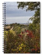 Right To Go Left Spiral Notebook
