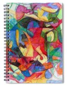 Righteous Step 1  Spiral Notebook