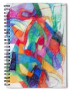 Righteous Step 2  Spiral Notebook