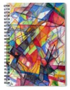Righteous Step 4  Spiral Notebook