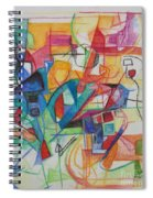 Righteous Step 5 Spiral Notebook