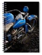 Rikuo Spiral Notebook