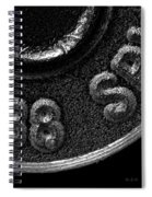 Rim And Primer 38 Special Spiral Notebook