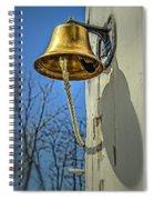 Ring My Bell Spiral Notebook