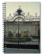 Ringling Gate Spiral Notebook