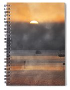 Ringling Misty Morning Spiral Notebook