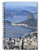 Rio De Janeiro 1 Spiral Notebook