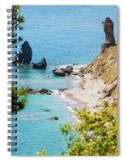 Rio De La Miel Watch Tower Spiral Notebook