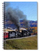 Rio Grande 488 And 489 Spiral Notebook