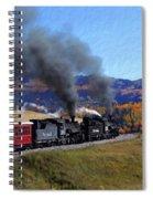 Rio Grande 488 And 489 Spiral Notebook