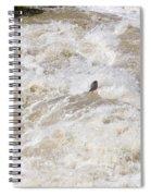 Rio Grande Kayaking Spiral Notebook