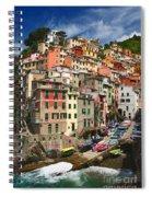 Rio Maggiore Marina Spiral Notebook