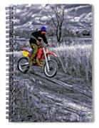Rippin' Spiral Notebook