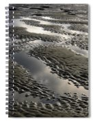 Rippled Sand Spiral Notebook