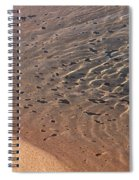 Ripples 01 Spiral Notebook