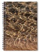 Ripples 02 Spiral Notebook