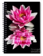 Ripples In Time Spiral Notebook