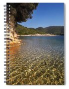 Ripples Spiral Notebook