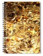 Rippling Water Spiral Notebook