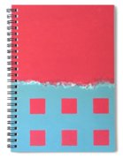 Riptide Spiral Notebook