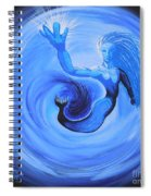 Rise Above And Share Your Light Spiral Notebook