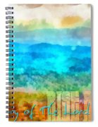 Rise Among Us Spiral Notebook