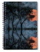 Rise II Spiral Notebook