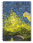 Rising Above Spiral Notebook