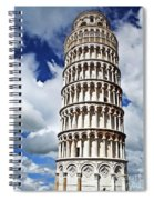 Rising Into The Tuscany Sky Spiral Notebook