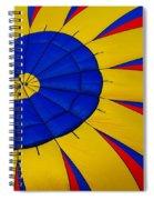 Rising  Spiral Notebook